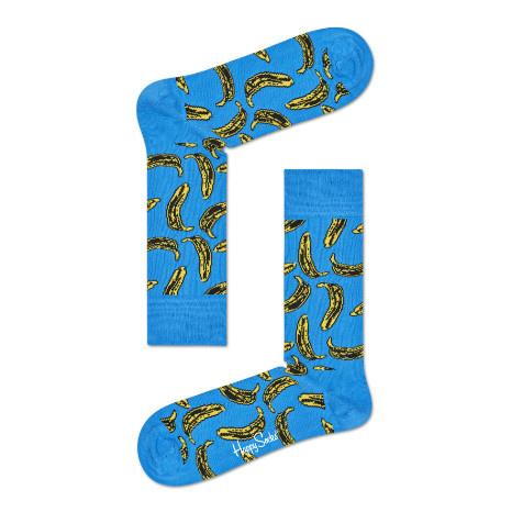 Happy Socks Happy Socks Andy Warhol Banana Sock