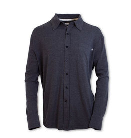 Purnell Purnell Performance Knit Button-Up