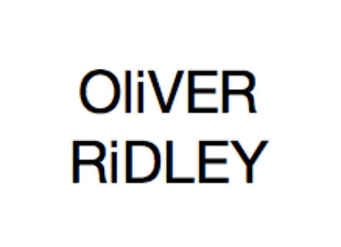 OliVER RiDLEY