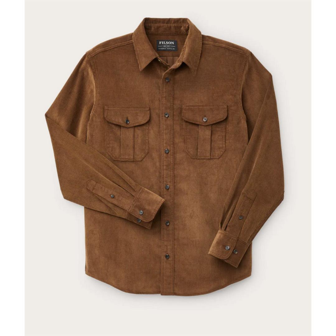 Filson Filson 11-Wale Corduroy Shirt