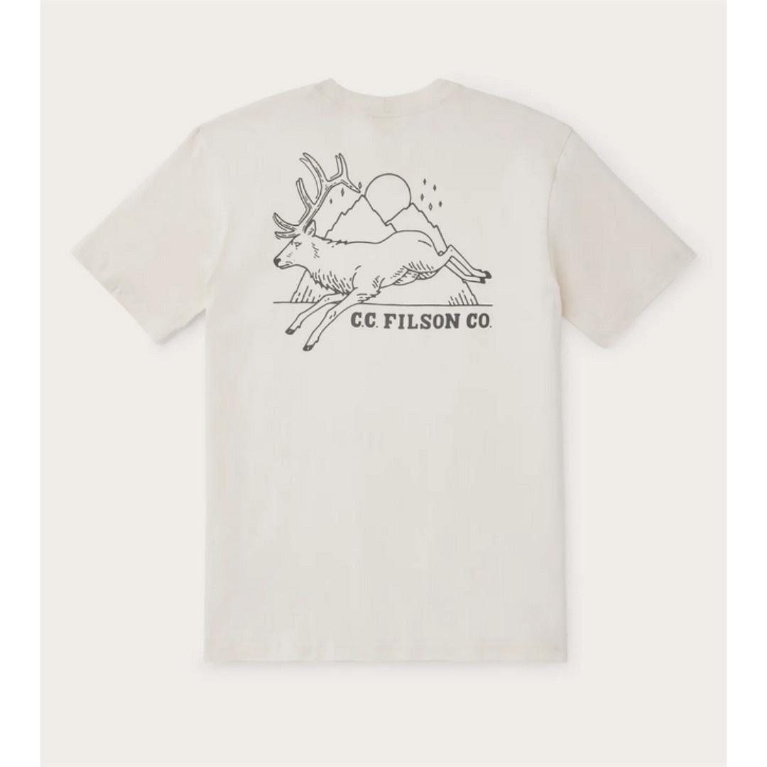Filson Filson Short Sleeved Lightweight Outfitter T-Shirt