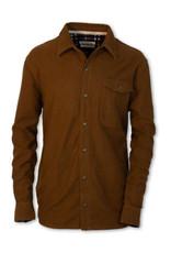 Purnell Purnell Moleskin Shirt Jacket