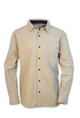 Purnell Purnell Chamois Button-Up
