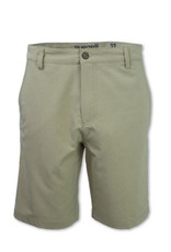 Purnell Purnell Heathered Quick Dry Short