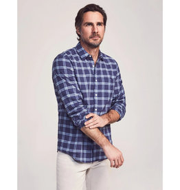 Faherty Faherty Cloud Summer Blend Shirt