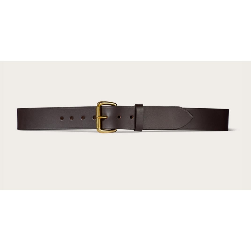 Filson FIlson 1 1/2 Leather Belt
