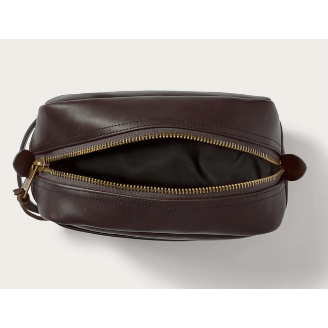 Filson Filson Weatherproof Leather Travel Case