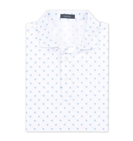 Turtleson Turtleson Painted Turtle Pique Polo