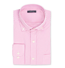 Turtleson Turtleson Taylor Gingham Performance Sport Shirt