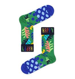 Happy Socks Happy Socks Big Leaf Sock