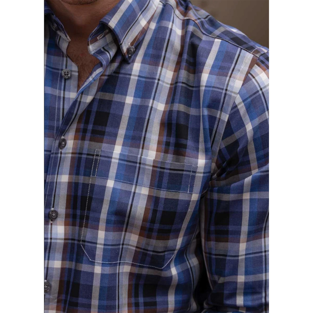 Scott Barber Scott Barber Black Label 100% Cotton Fancy