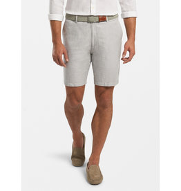 Peter Millar Peter Millar Puppytooth Linen-Cotton Short
