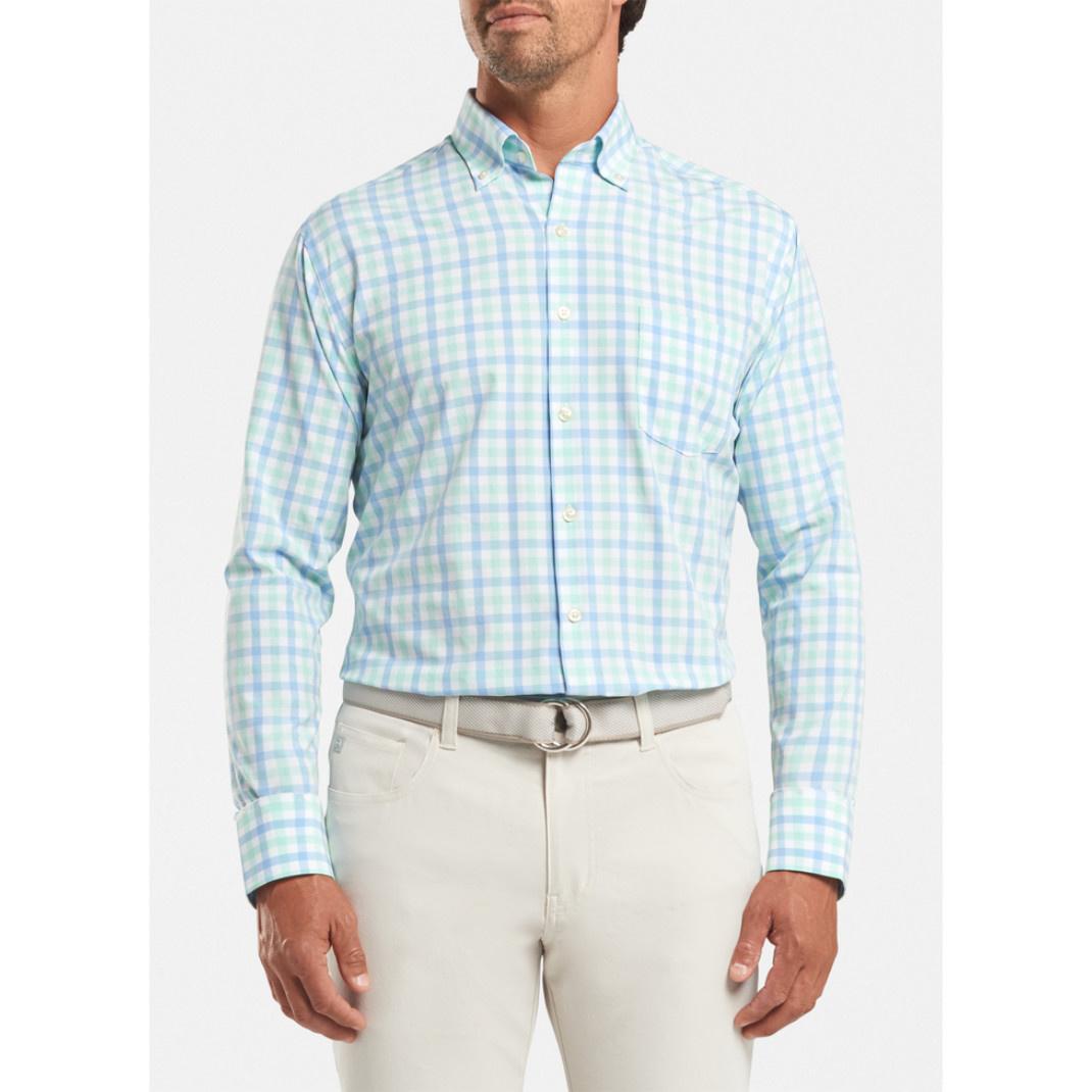 Peter Millar Peter Millar Cornelius Check Sport Shirt