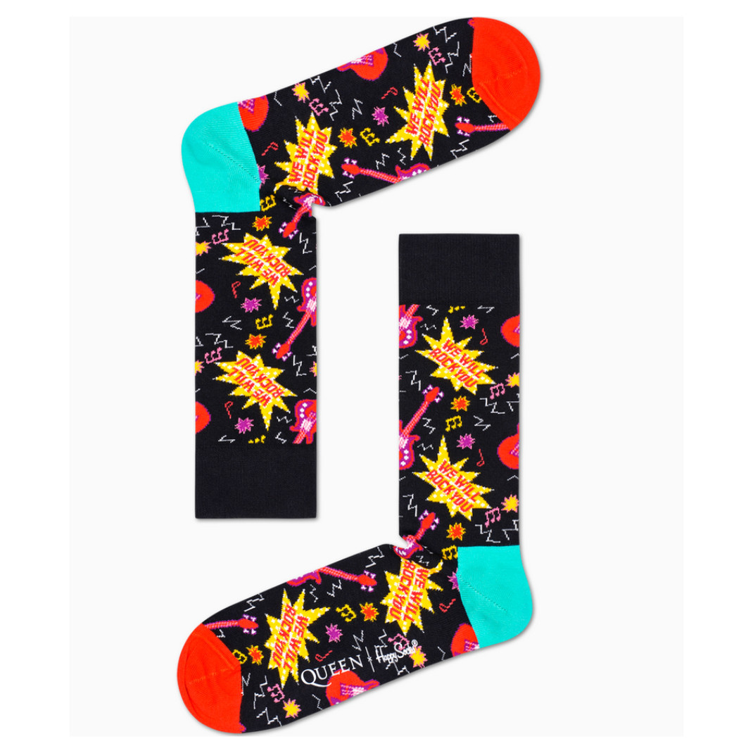 Happy Socks Happy Socks We Will Rock You