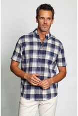 True Grit True Grit Cape Cod Checks 1 Pkt Shirt