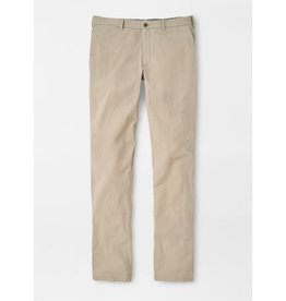 Peter Millar Peter Millar Crown Fleece Flat-Front Pant