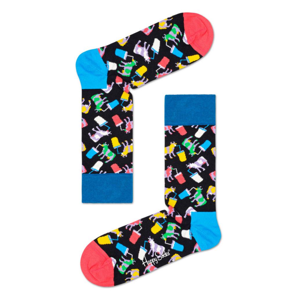 Happy Socks Happy Socks Milkshake Cow
