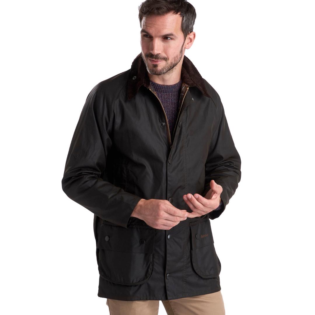 Barbour Barbour Classic Beaufort Wax Jacket