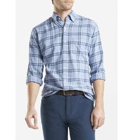 Peter Millar Peter Millar Huntly Cotton Flannel Sport Shirt