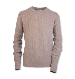 Purnell Purnell Wool Dobby Sweater