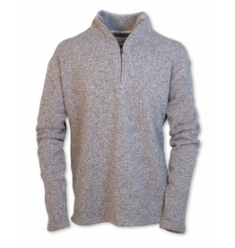 Purnell Purnell Half Zip Monarch Knit Pullover