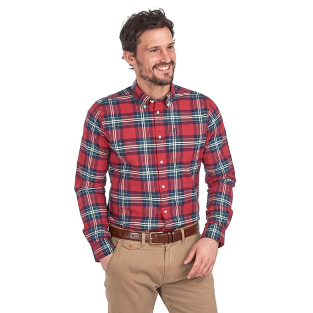 Barbour Barbour Highland Check 11 Tailored