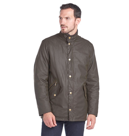 Barbour Barbour Prestbury Wax Jacket
