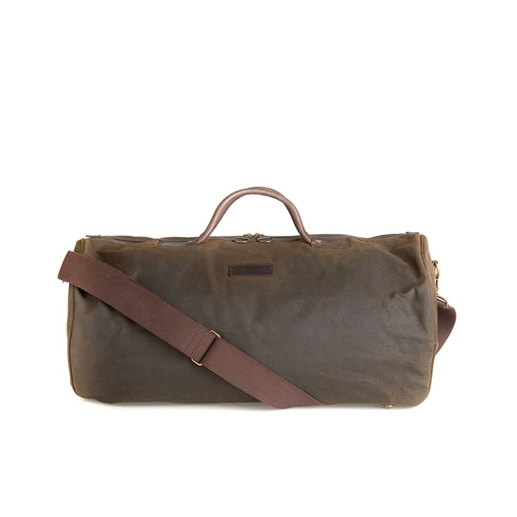 Barbour Barbour Wax Holdall
