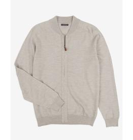 Turtleson Turtleson Hyde Nerino Full-Zip Cardigan Sweater
