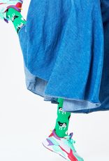 Happy Socks Happy Socks Yin Yang Cow Socks