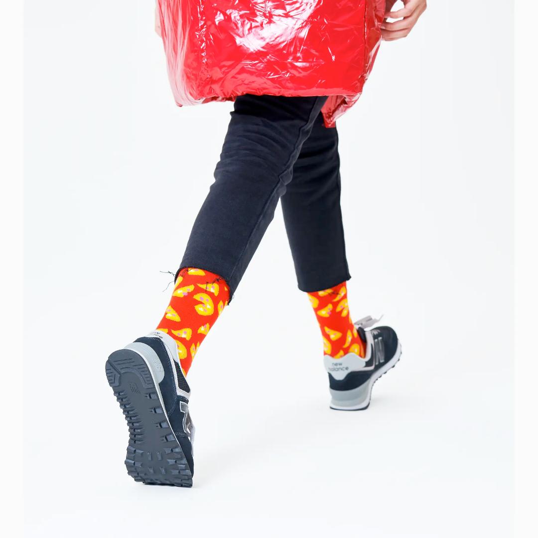 Happy Socks Happy Socks Pizza Sock
