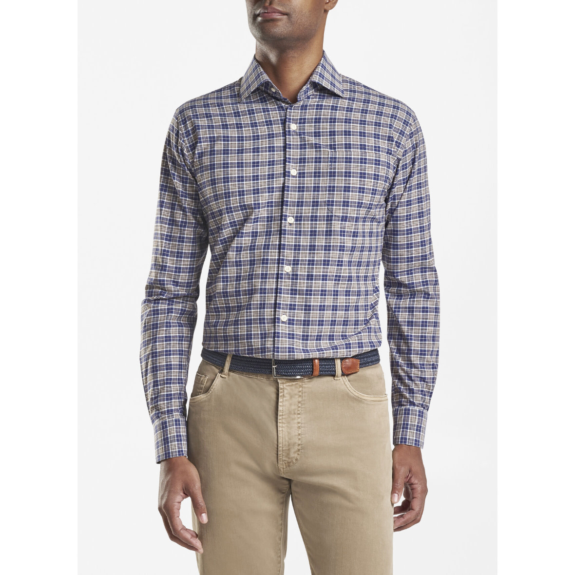 Peter Millar Peter Millar Crown Finish Holland Sport Shirt