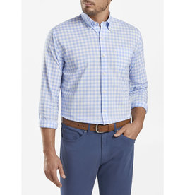 Peter Millar Crown Vintage Cotton Hudson Sport Shirt