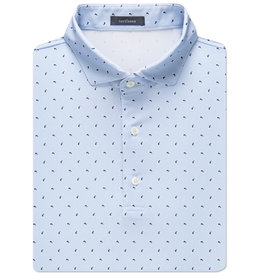 Turtleson Turtleson Henry Paisley Performance Pique Polo