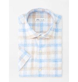 Peter Millar Peter Millar Crown Cool Mateo Linen-Blend Shirt