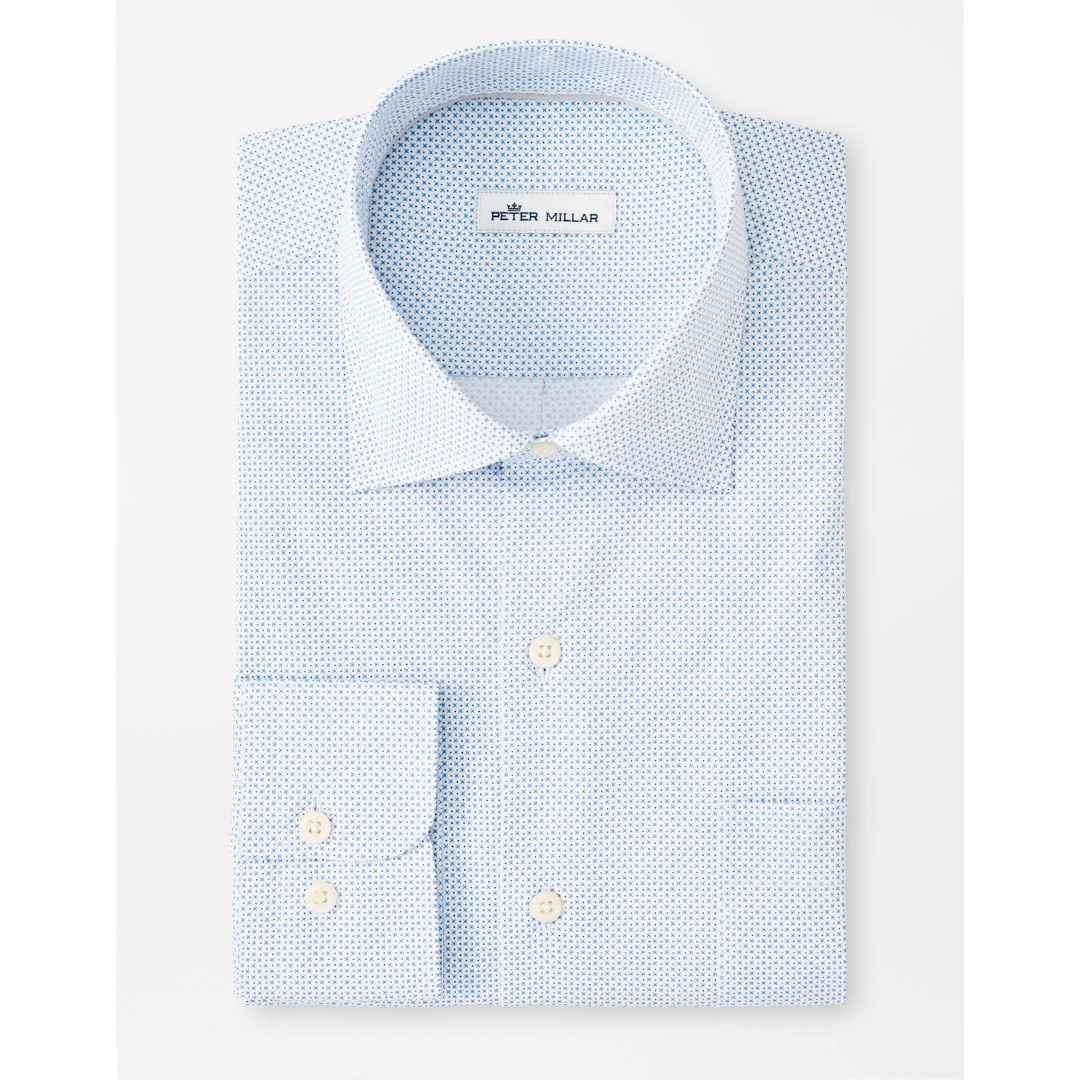 Peter Millar Peter Millar X's and O's Sport Shirt