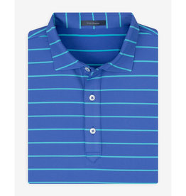 Turtleson Turtleson Bruce Stripe Performance Polo