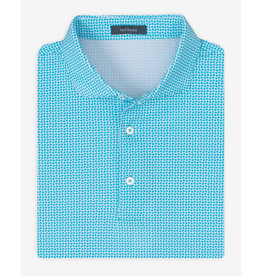 Turtleson Turtleson Banks Dot Performance Pique Polo