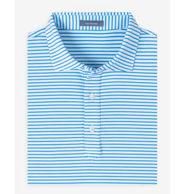 Turtleson Turtleson Alexander Stripe Performance Polo