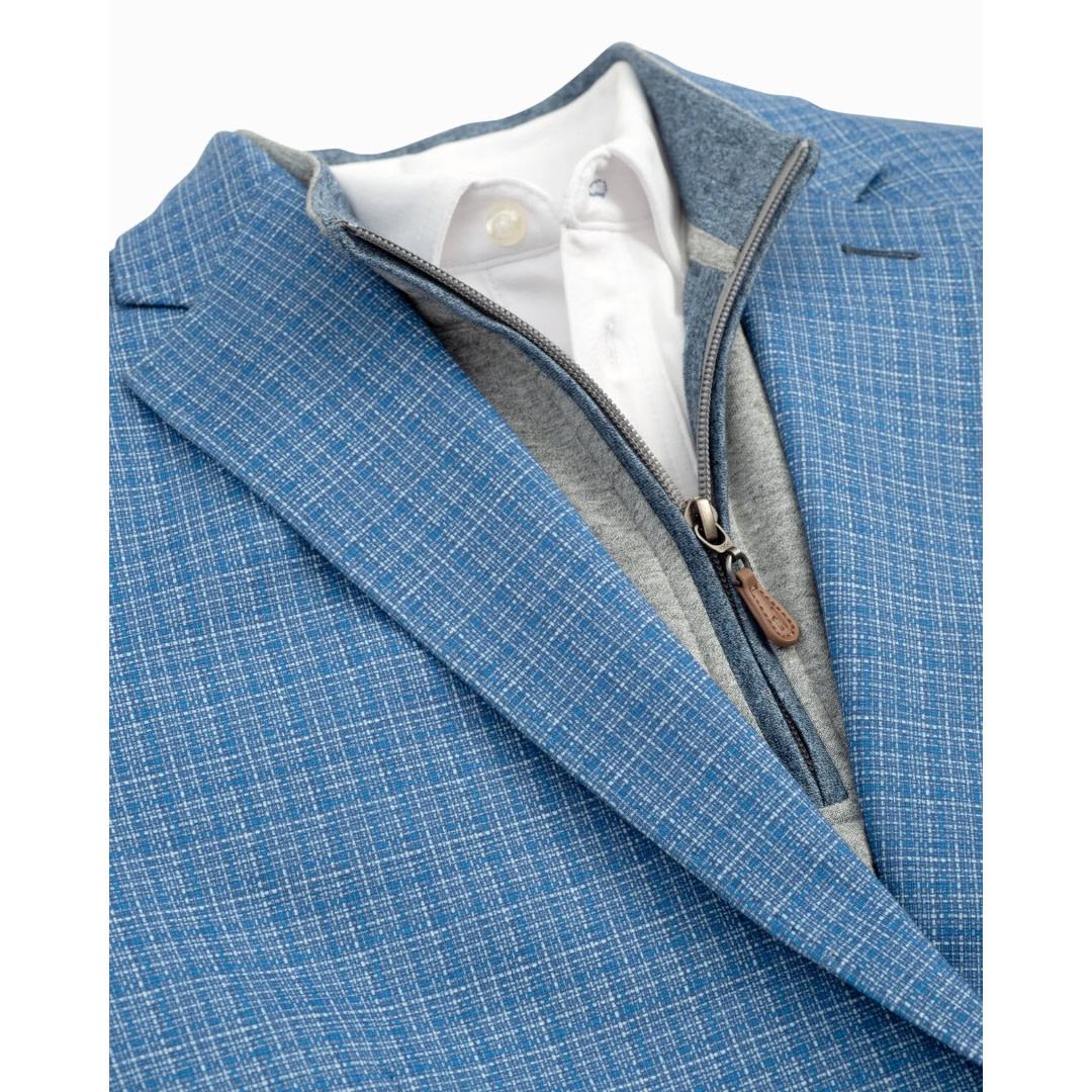 Johnnie-O Johnnie-O Monterey Printed Knit Sport Coat