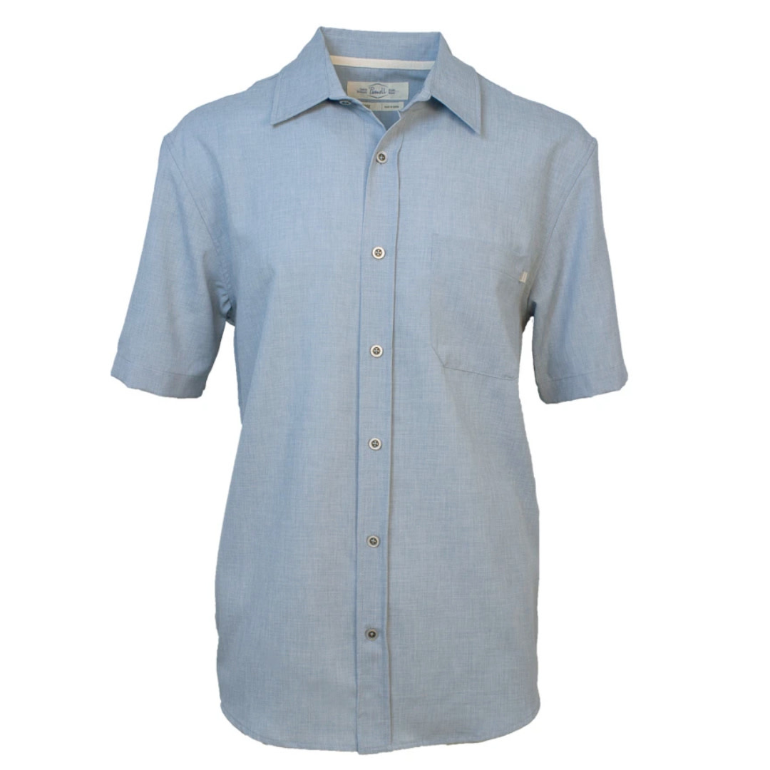 Purnell Purnell Short-Sleeved Quick Dry Shirt