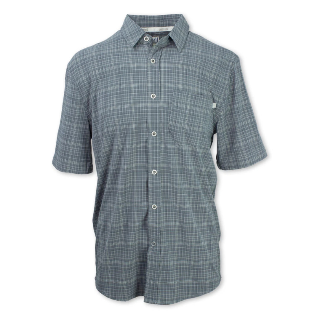 Purnell Purnell 4-Way Stretch Quick Dry Plaid
