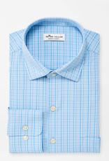 Peter Millar Peter Millar Gabe Performance Twill Sport Shirt