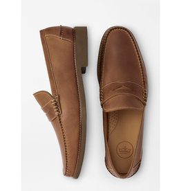 Peter Millar Peter Millar Handsewn Leather Penny Loafer