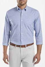 Peter Millar Peter Millar Crown Ease Platte Cotton-Blend Sport Shirt