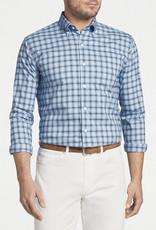 Peter Millar Peter Millar Crown Lite Parksville Cotton-Blend Sport Shirt