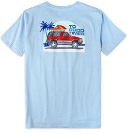 Rowdy Gentleman Rowdy Gentleman Cabo Cruiser T-shirt