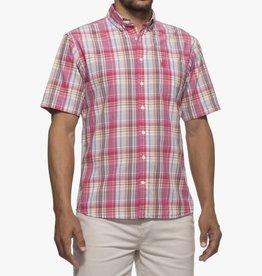 Johnnie-O Johnnie-O Glenn Hangin' Out Short Sleeve Button Down Shirt