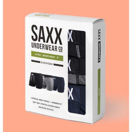 Saxx Saxx Ultra Boxer Brief 3-Pack