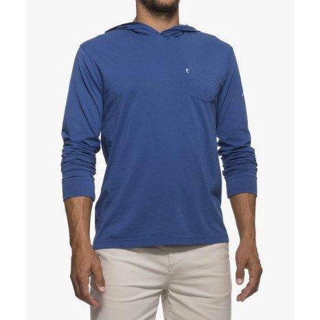 Johnnie-O Johnnie-O Eller Long Sleeve Hooded T-Shirt